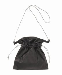 SLOBE IENA/DAMASQUINA OUTLEATHER CANDY バッグ/501263057