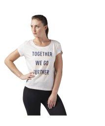 Reebok/リーボック/レディス/GRP TWGF グラフィック ショートスリーブTシャツ/501263431