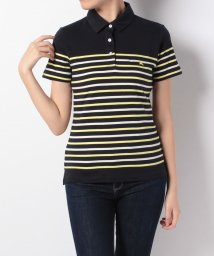 Eddie Bauer OUTLET/SS PANEL STRIP POLO/501245126