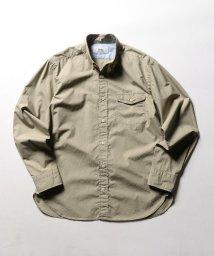 NOLLEY'S goodman/タイプライターボタンダウンシャツ/501246101