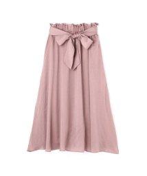 PROPORTION BODY DRESSING/シルキーサテンスカート/501263898
