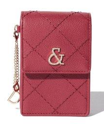 Pinky&Dianne(BAG)/キャビア マルチケース/501145302