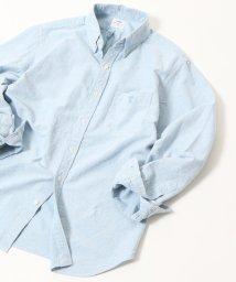 coen/起毛オックスフォードボタンダウンシャツ/501237801