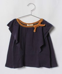 Gemeaux/フリルリボンTシャツ/501246984