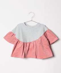 FORTYONE/なみなみ切替Tシャツ/501246988