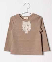 Gemeaux/フリルTシャツ/501254879