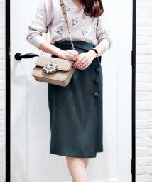 Noela/フラップ付タイトスカート/501257753