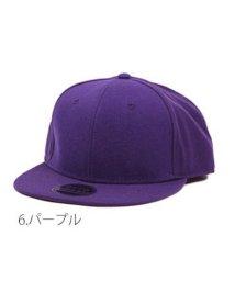 BACKYARD/オット OTTO #125-978 Wool Blend Flat Visor Snapback/501259377
