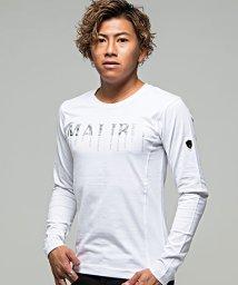 VIOLA/VIOLA【ヴィオラ】プリント入りクルーネック長袖Tシャツ/501264924