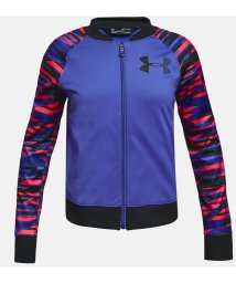 UNDER ARMOUR/アンダーアーマー/キッズ/18F UA GRAPHIC TRACK JACKET/501265612