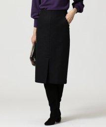 NIJYUSANKU/COMPLESSED SMOOTH タイトスカート/501266222