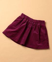 ROPE' PICNIC KIDS/【ROPE PICNIC KIDS】別珍カラースカート/501266491