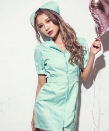 Dita/costume【コスチューム】ハロウィン コスプレ セクシーナース/500769443