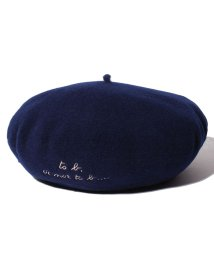 agnes b. FEMME/GV02 BERET to b. or not to b. ベレー/501159726