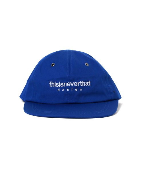 BEAMS OUTLET(ビームス アウトレット)/This is never that / Logo Cap/11414327477