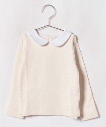petit main/丸衿シンプルTシャツ/501256466