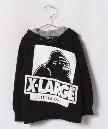 XLARGE KIDS/ビッグOG裏毛パーカー/501260766