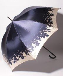 LANVIN Collection(umbrella)/LV 婦人BJ耐風長Pサテンプリント/501262123