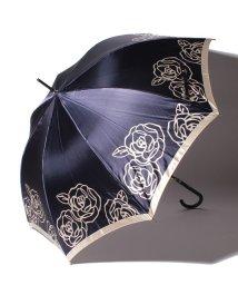 LANVIN Collection(umbrella)/LV 婦人BJ耐風長Pサテンプリント/501262124