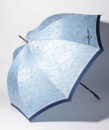LANVIN Collection(umbrella)/LV 婦人長 P先染ジャカード レース柄/501262126