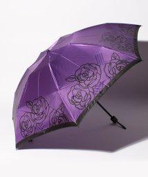 LANVIN Collection(umbrella)/LV 婦人ミニPサテンプリント/501262128