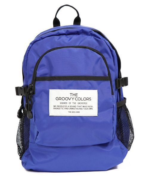 GROOVY COLORS(グルービーカラーズ)/GROOVY DAY PACK/4788004