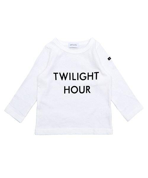 16/− テンジク TWILIGHT L/S Tシャツ
