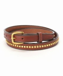 EDIFICE/TORY LEATHER / トリーレザー CLINCHER BELT/501270398