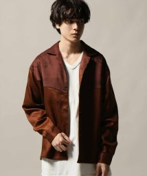 Journal Standard TRISECT/TRIBES YORK WESTERN シャツ/501270425