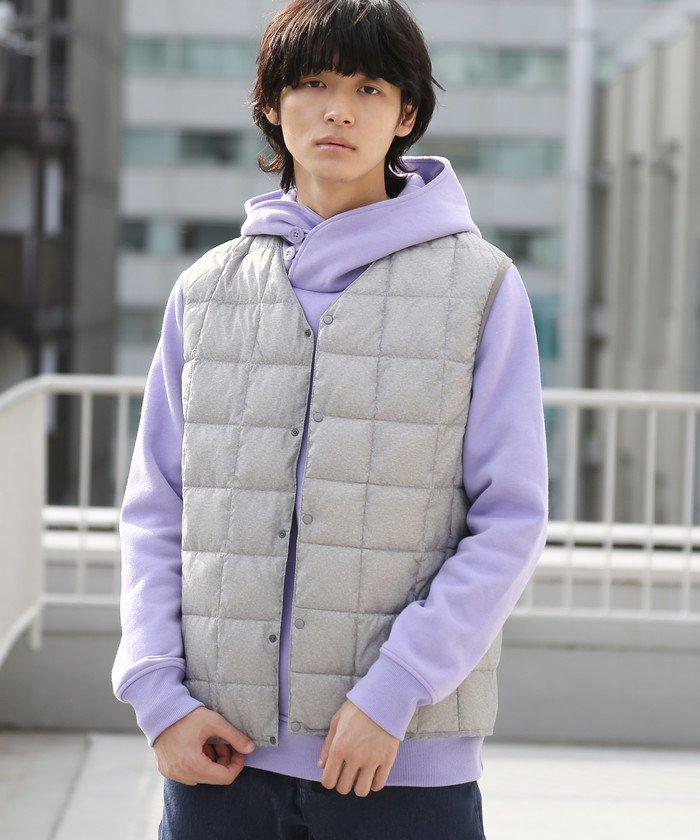 【MENS】TAION(タイオン)インナーダウンベスト2