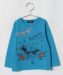 kladskap/ロック長袖Tシャツ/501258271