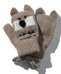 kladskap/動物マシュマロミトン手袋/501258275
