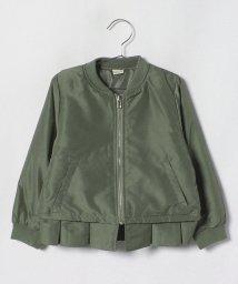 petit main/裾フリルブルゾン/501258282