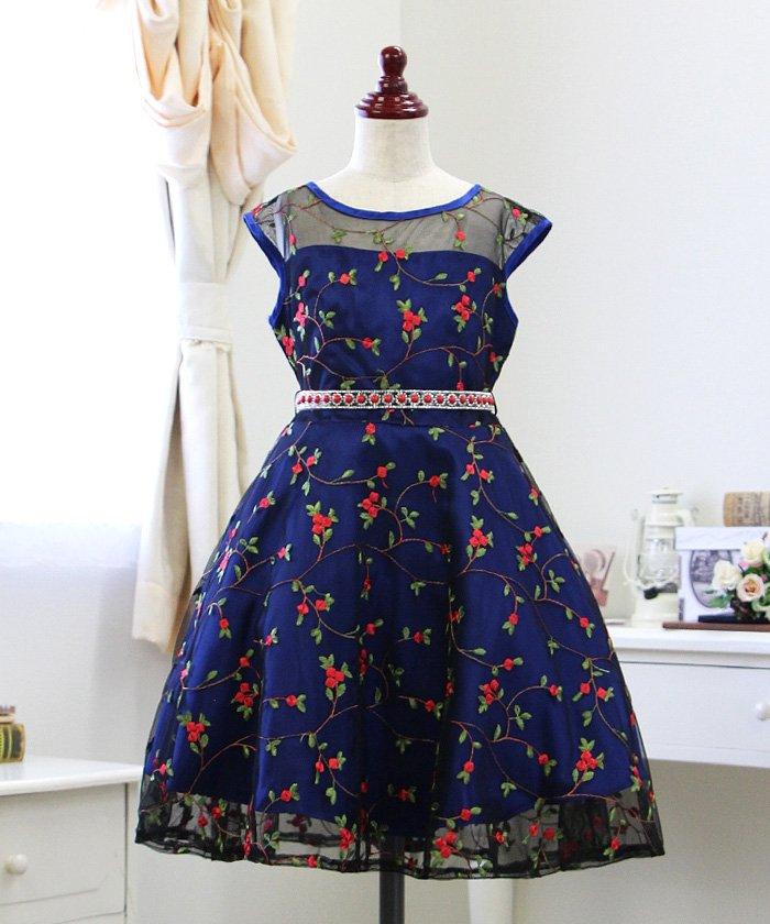 子供ドレス 010031