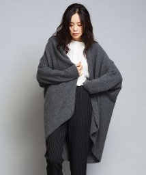 qualite/カシミヤ2WAYニットカーディガン【予約】/501272299