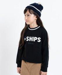 SHIPS KIDS/FILA:【SHIPS KIDS 別注】ロゴ スウェット(100~150cm)/501272506