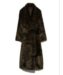 styling//Long Eco fur coat/501159395