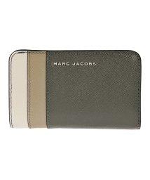 MARC JACOBS/マークジェイコブス サフィアーノメタルコンパクトウォレット/501254950