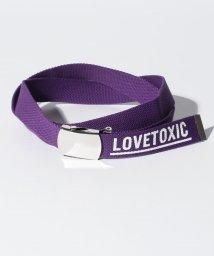 Lovetoxic/ロゴガチャベルト/501258317