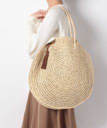 SMIR NASLI/Big Paper Circle Bag/501261194