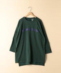 coen/【1M】ドライジャージーフットボールカットソー/501267388