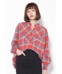ROSE BUD/カラーレスチェックネルシャツ/501270838