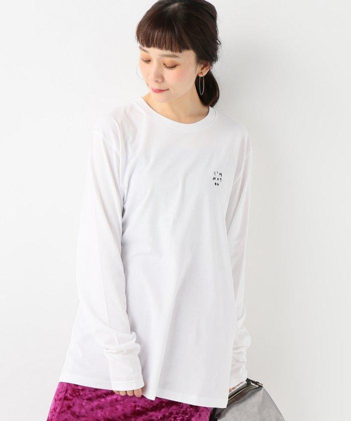 ジャーナルスタンダード長袖TシャツレディースブラックM【JOURNAL STANDARD】