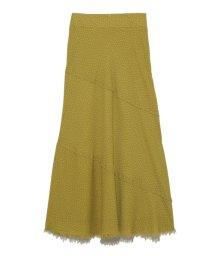 Mila Owen/タチキリデザインフレアスカート/501273699