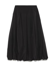 styling//Tuck balloon skirt/501273700