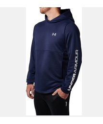 UNDER ARMOUR/アンダーアーマー/メンズ/18F UA 9 STRONG DL AS LS HOODY/501275218