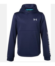 UNDER ARMOUR/アンダーアーマー/キッズ/18F UA 9 STRONG Y AS LS HOODY/501275238