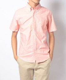 Eddie Bauer OUTLET/SS LOGO OXFORD SHIRT/501245158