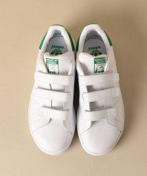 green label relaxing (Kids)/adidas(アディダス)STAN SMITHグリーン19cm-21cm/501249548
