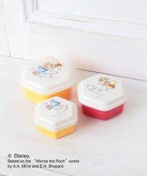 Afternoon Tea LIVING/ディズニーコレクション・Winnie the Pooh/ランチボックス3個セット/501257628